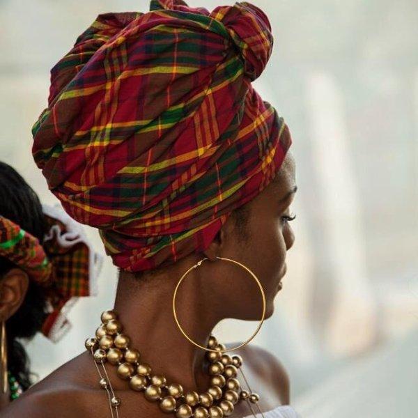 Cette coiffe traditionnelle est un des emblèmes