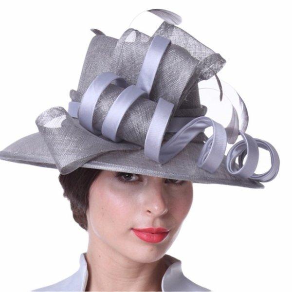 Chapeau à large bord, chapeau mariage, chapeau de paille
