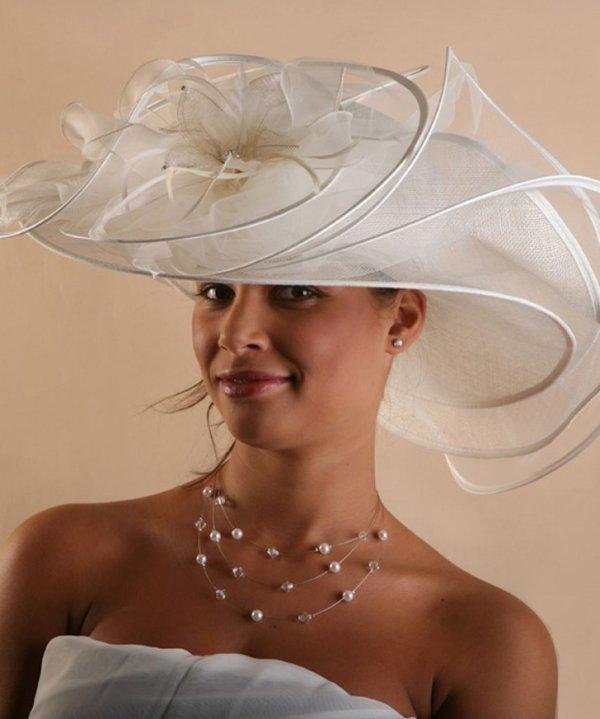Chapeaux de mariage...
