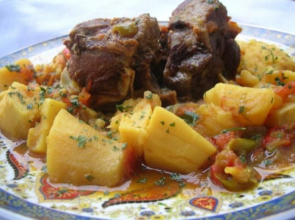 planteur !!Paté en pot !! ragout et légumes !! robinson !!