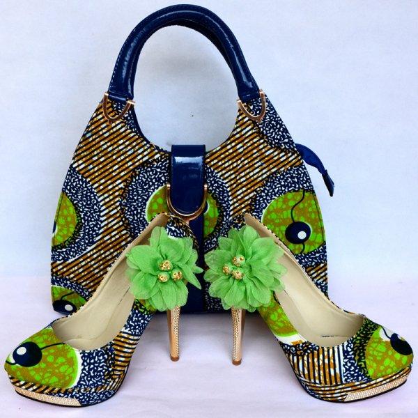magnifique chaussures et sacs a main pour cérémonie
