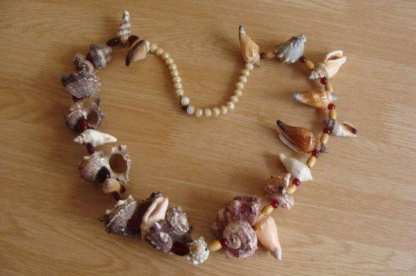 Surprenez vos amis avec un collier marin