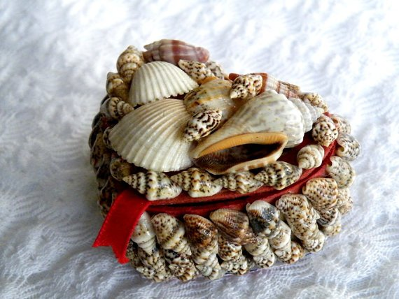 une belle boîte à bijoux !!!!Décoration de table,