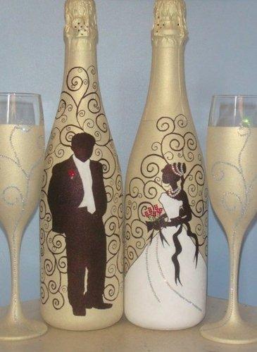 flûtes pour mariage