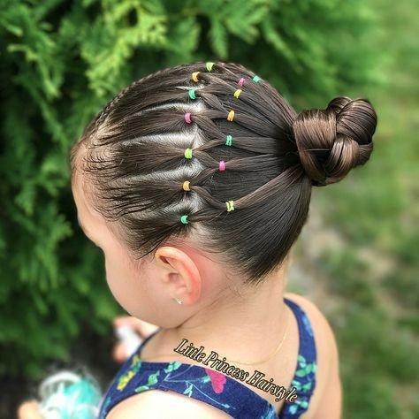 25 coiffures pour petite fille