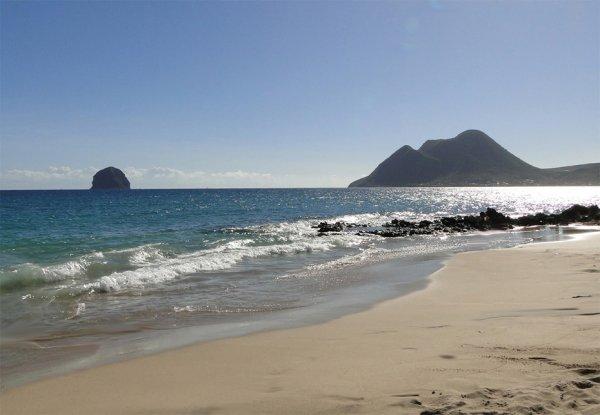 plages de rêve en Martinique