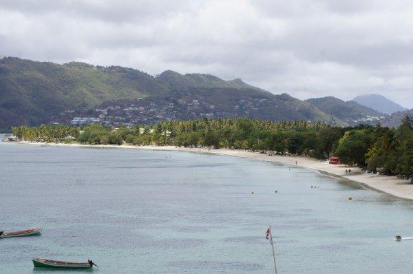 Pointe Marin Sainte-Anne
