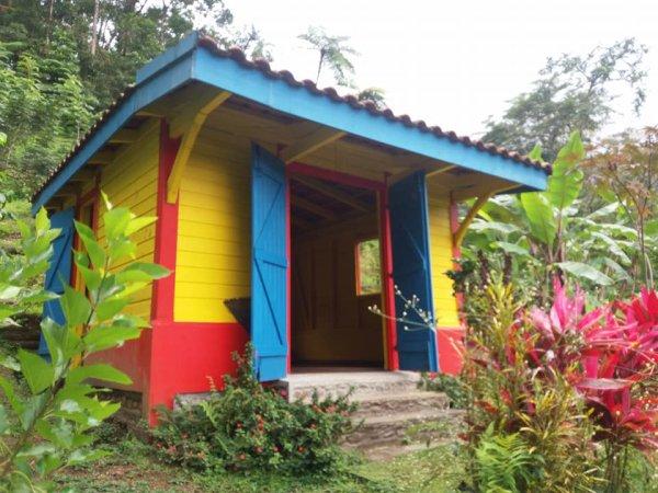 Le Pavillon d'exploration de la nature