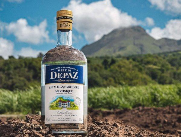 Car Depaz, plus qu'une distillerie, est avant tout une des plus anciennes Habitations de Martinique,