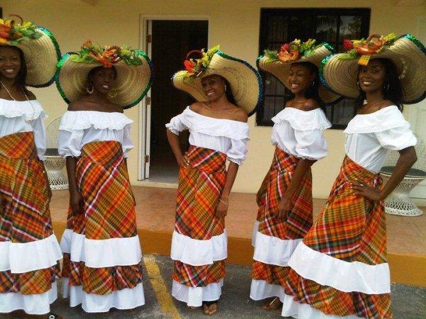 Dépi Nou Ansanm - Groupe de danse traditionnelle et folklorique antillais
