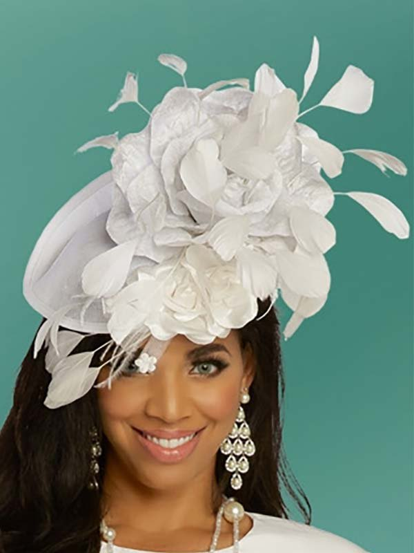 Quel chapeau pour une mariée ?