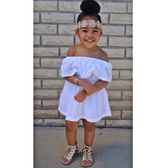 jolies robes petites filles