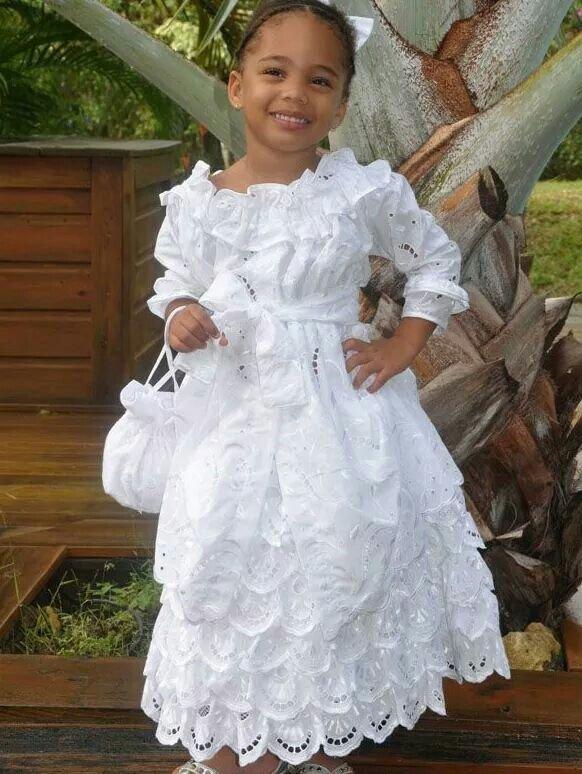 Robe cérémonie fille dentelle princesse