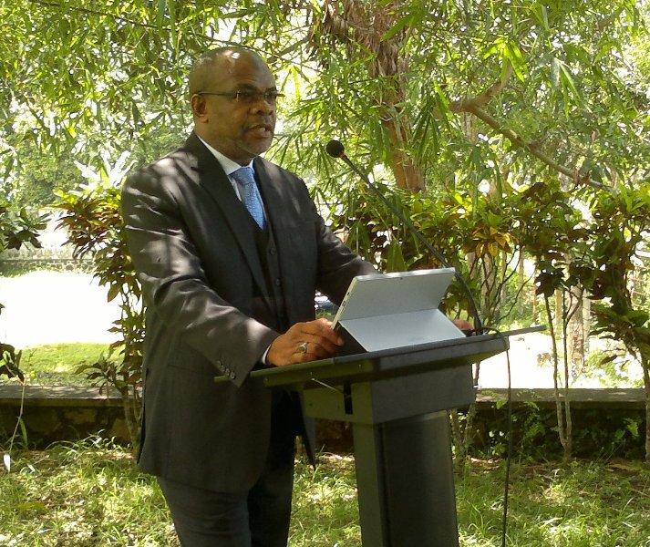 Le candidat Anissi Chamsidine s'est adressé aux Anjouanais