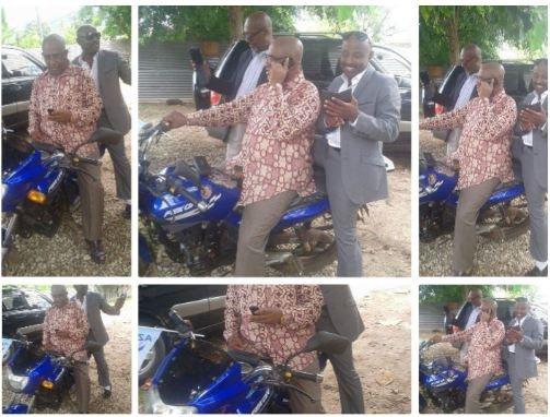 Azali est-il conscient du nombre de jeunes tués en moto sans casque dans nos routes ?