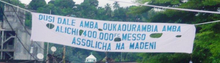 Le soutien paradoxal de Sambi à Azali : Est-ce le début du déclin d'un « mystère SAMBI » ?