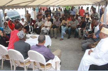 Election présidentielle : Des commerçants de Juwa originaires de Ndzuani rejettent l'appel de Sambi à voter Azali