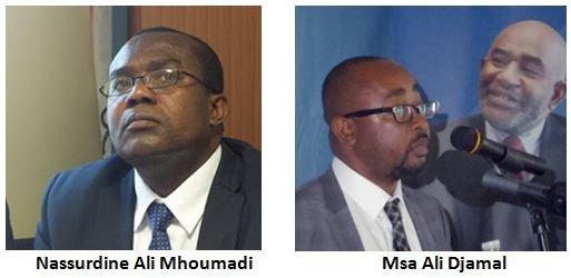 Droit de réponse à M. le littéraire Nassurdine Ali Mhoumadi et M. le sociologue Msa Ali Djamal