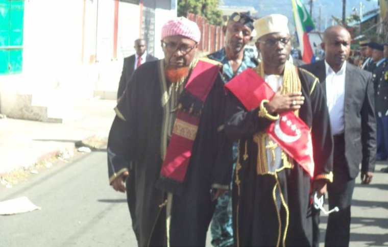 Anjouan : la célébration de la fête de l'indépendance
