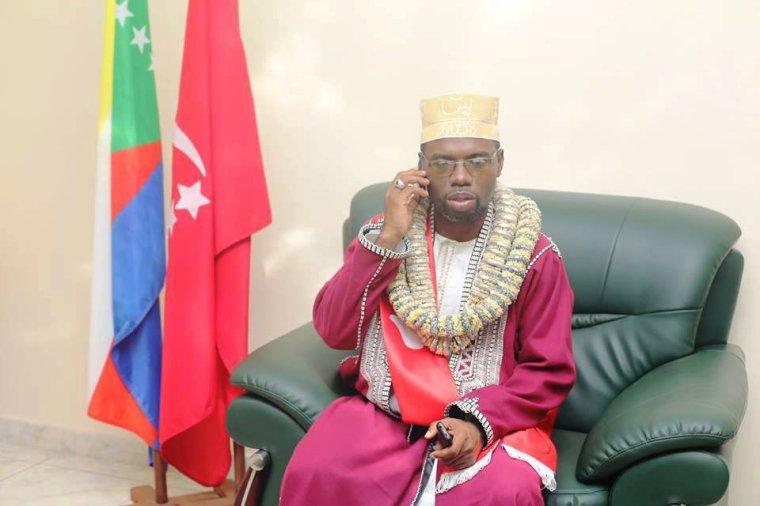Les 100 jours du Gouverneur Adbou Salami à la tête de l'île autonome de Ndzuwani