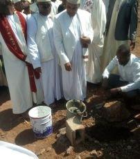 La commune de Ntsinimwamlima a posé la première pierre de sa mairie