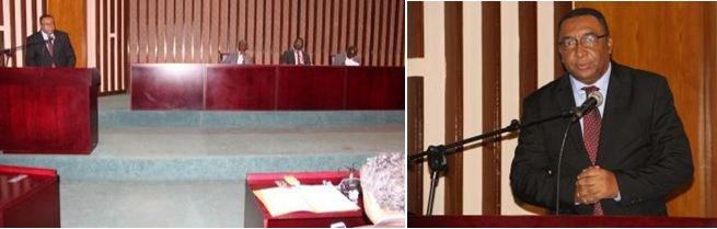 Le vice-président chargé de l'Energie devant les députés : «Nous n'avons versé aucun rond à Salama International»