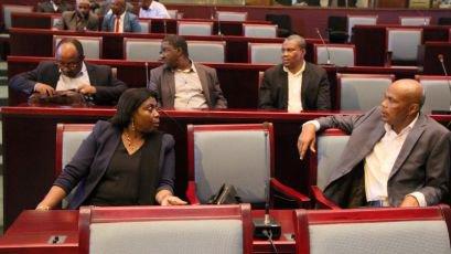 D'échéance de Nourdine Soula : Oui, constatez que c'était la vraie cause de la crise à l'Assemblée nationale