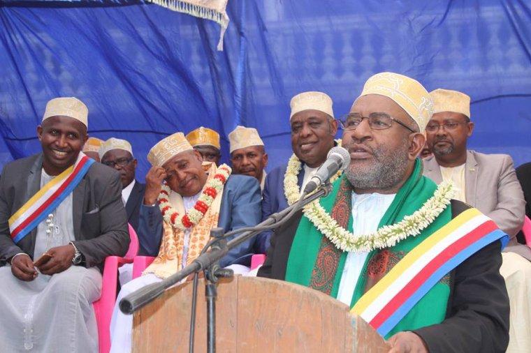 Adda Daweni accueille le président Azali Assoumani