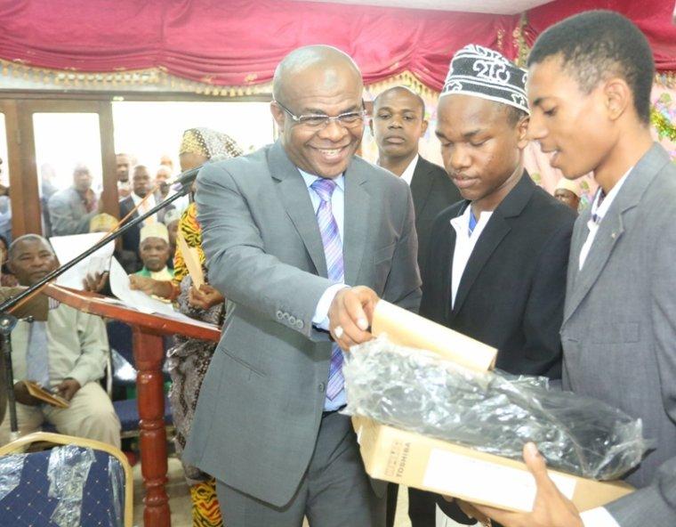 Une école d'excellence à la Grande-Comores