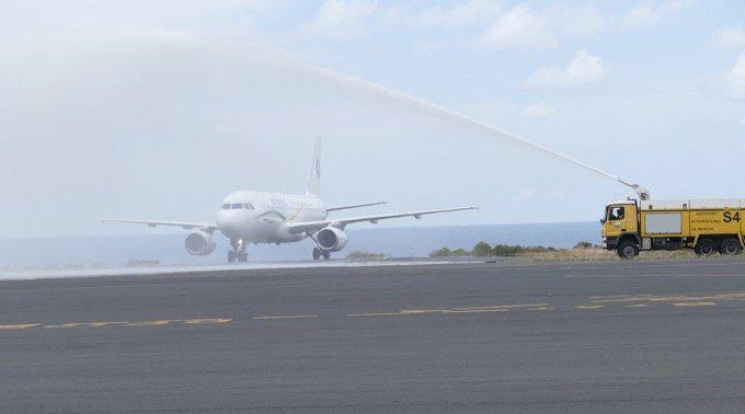 Face aux blocages, Int'Air Îles risque de se séparer de son A320 pour sauver son modèle économique