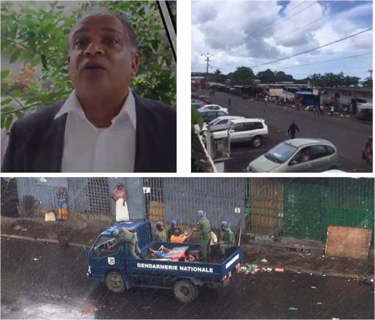 Silence de l'Etat, l'adjoint Maire de Moroni ravive le séparatisme et la haine