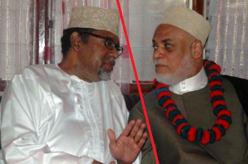 Lettre ouverte à Monsieur Ahmed Abdallah Sambi