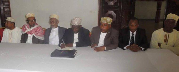 Rencontre des Chefs religieux à Dar-Nadjah