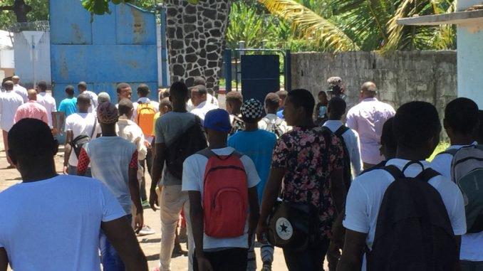 Affaire lycée de Moroni : Le proviseur Msa Hadji a rendu sa démission