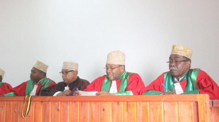 Crise à l'Assemblée nationale : La Cour constitutionnelle valide les conseillers d'Ouvoimoja