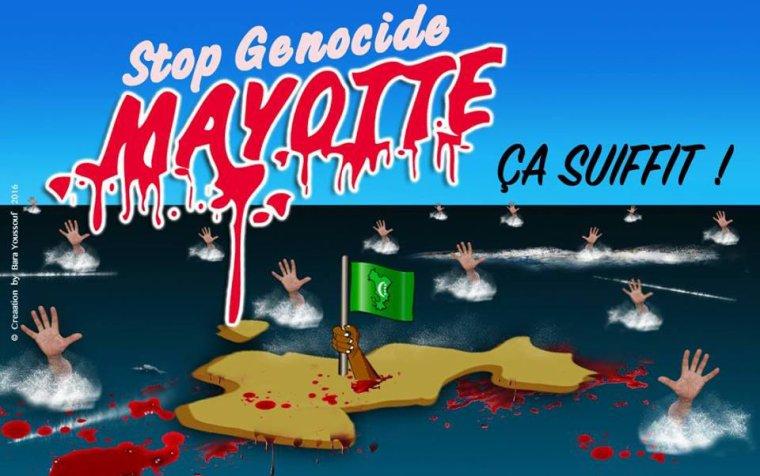 Problématique de Mayotte : Mesdames et Messieurs les politiques, trop c'est trop !