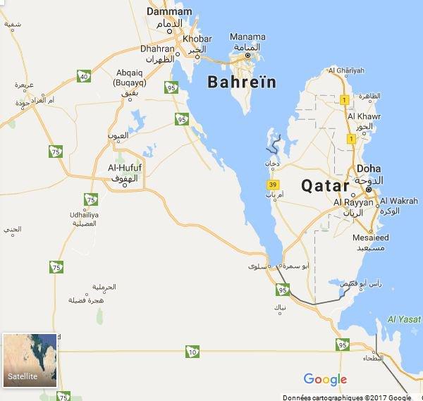 La crise diplomatique autour du Qatar a gagné l'Afrique.