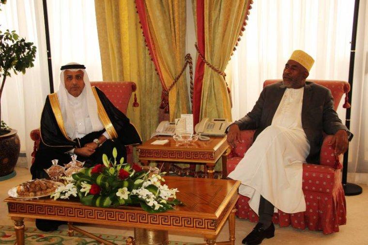 Le Chef de l'Etat comorien en visite en Arabie Saoudite