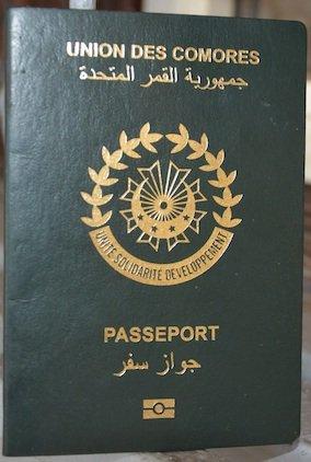 Fabrication et vente de faux passeports comoriens : Le ministre de l'intérieur refuse de réagir