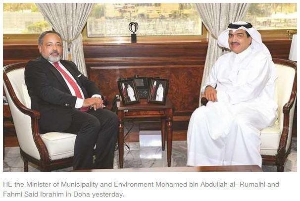 Reçu au Qatar, l'ancien Ministre de la Justice rejette de la décision du gouvernement de rompre les relations avec le Qatar