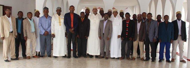 Des opérateurs économiques reçus à Dar-Nadjah