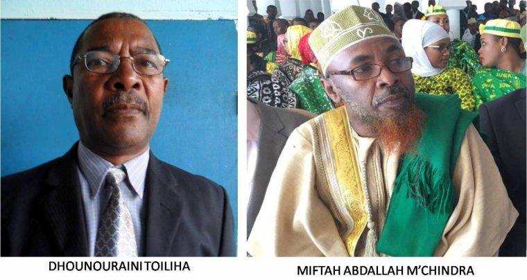Anjouan : DHOUNOURAINI TOILIHA nommé Directeur de Cabinet de Gouverneur SALAMI