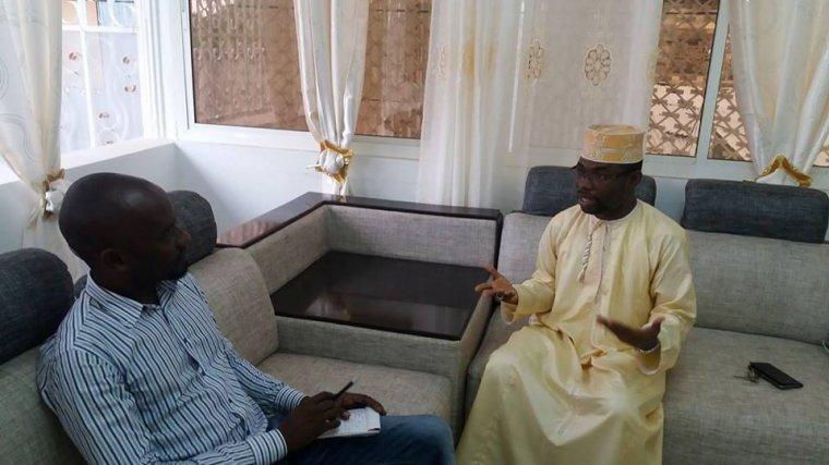 Salami Abdou Salami : « Je ferai les Assises régionales et personne ne pourra m'en empêcher »