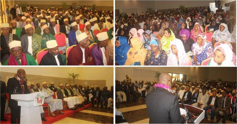 Congrès régional : Le parti Soma favorable à une révision constitutionnelle
