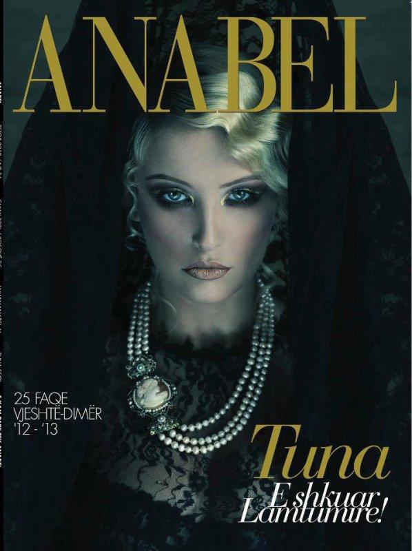 Altuna Sejdi - Tuna - 2012 ,Anabel,