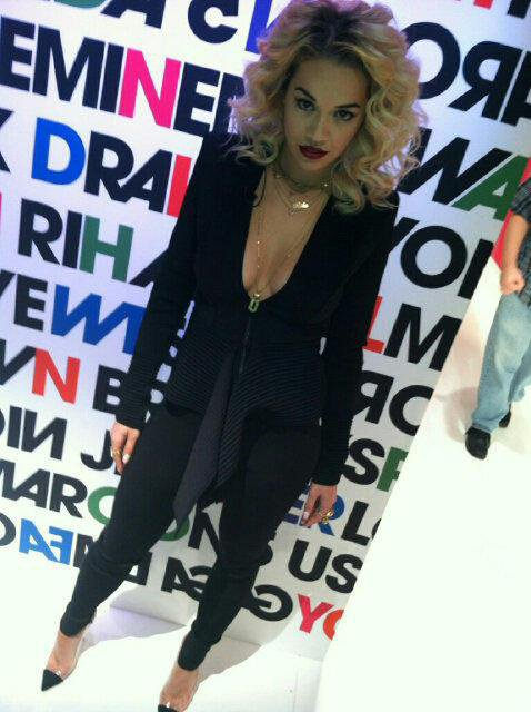 Rita Ora - 2012