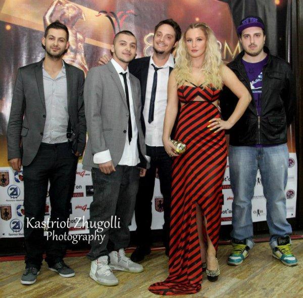 Altuna Sejdi -Tuna Fituesja e Zhurma Show - 2012