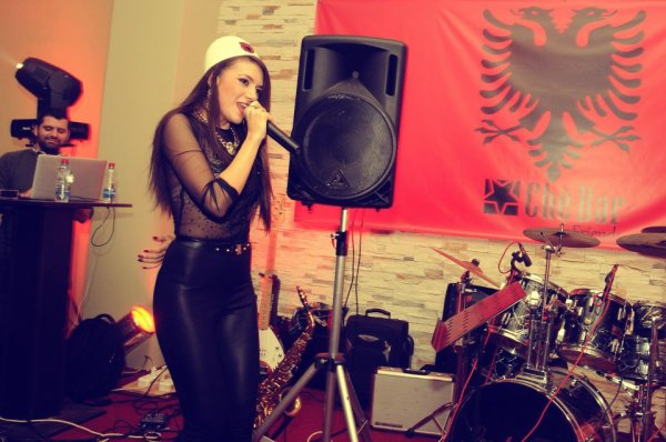 Elvana Gjata - 2012