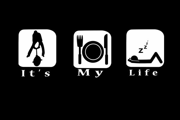 My life is Ride