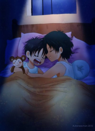 Ace & Luffy 2